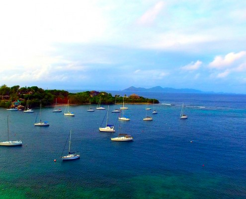 Caribbean Bareboat Sailing Charters