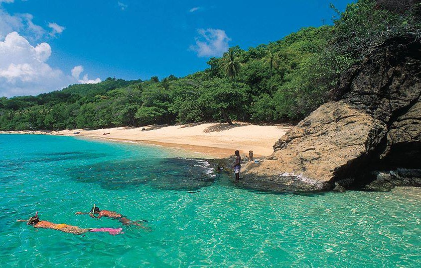 Tony Gibbons Beach, Bequia