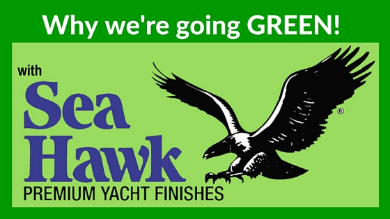 We are going GREEN!