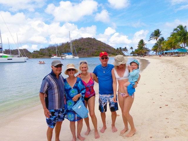 Make this summer a Barefoot Sailing Summer!   Barefoot Yacht