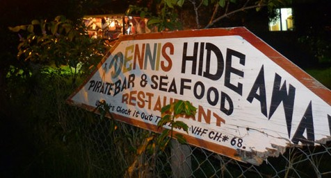 Mayreau-Bars-Dennis-sign